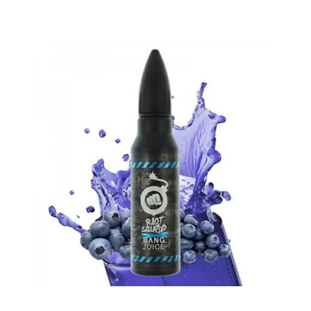 RIOT SQUAD - Blueberry Alliance 50ml