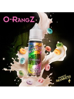 TWELVE MONKEYS - O-rangz 50ml