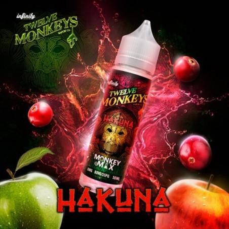 TWELVE MONKEYS - Hakuna 50ml