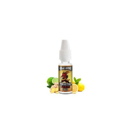 MODJO VAPORS - Crystal Punch 10ml
