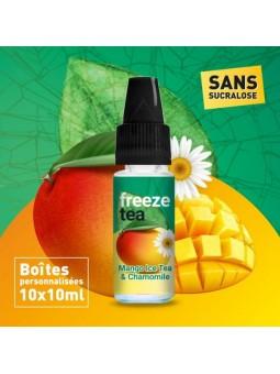 Mango Ice Tea & Chamomile 10ml Freeze Tea