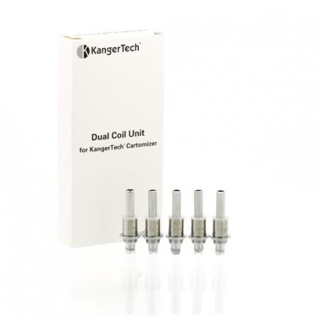 Kangertech - Dual coil