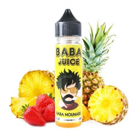 E-liquide BABA NOUNASS - BABA JUICE 50ml